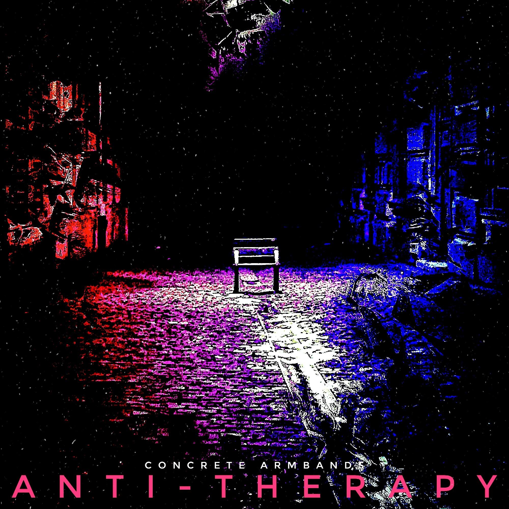 Review: Anti-Therapy EP by Concrete Armbands